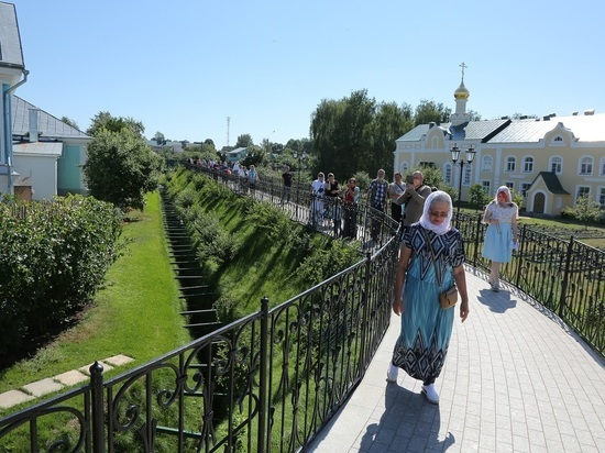 Саров получит такой же поток туристов, как Сергиев Посад