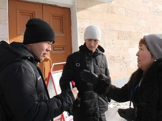 В Калмыкии продолжают бороться со СПИДом