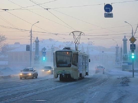 В Томскую область пришли полярные морозы, температура опустилась до -48С