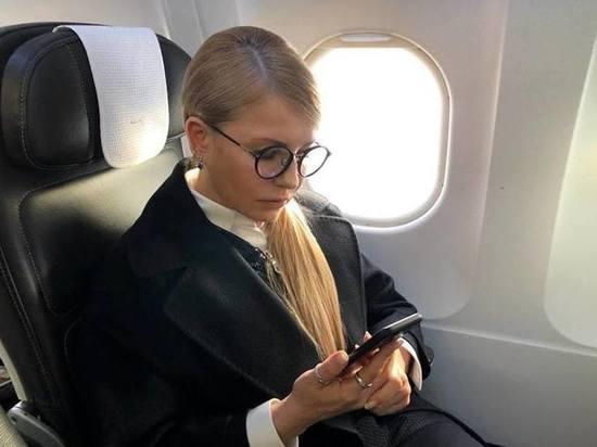 Тимошенко пообещала