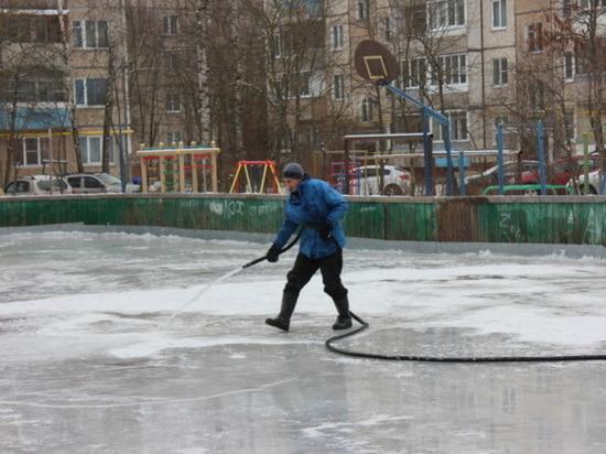 В Иванове будут работать четырнадцать городских катков (адреса)