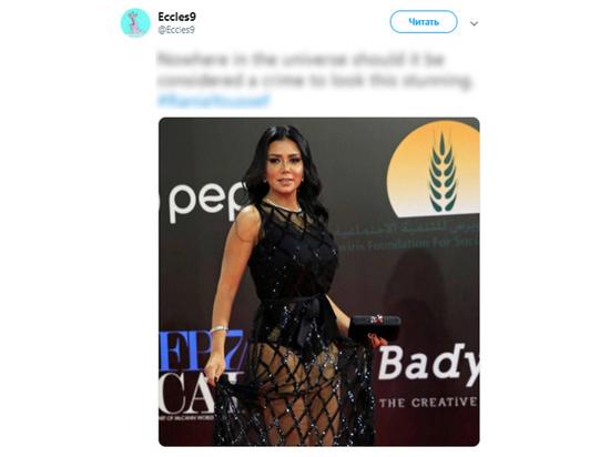 Каирский кинофестиваль закончился печально для актрисы