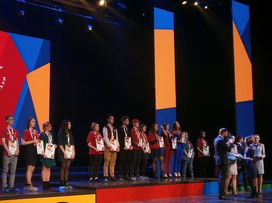 Под знаменем Worldskills Russia 2019