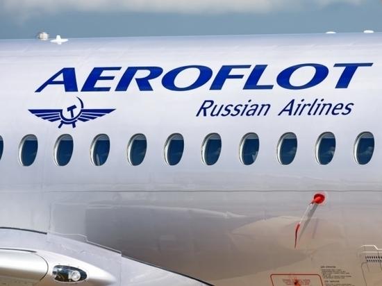 «Аэрофлот» ввел платный выбор мест втарифах «Промо» и«Бюджет»