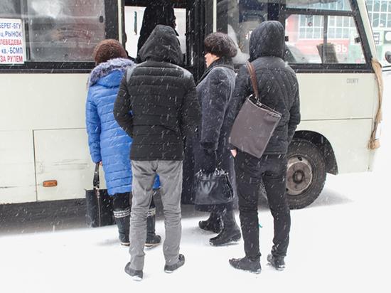 В Улан-Удэ из-за низкой цены проезда водители уходят с пассажирских маршрутов