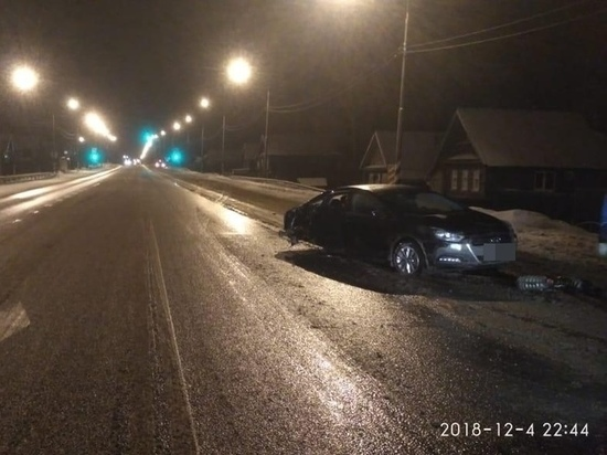 В Тверской области водитель увернулся от ГАЗели на трассе