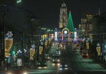 В Тулу за настроением: сегодня стартует масштабный проект «Тула – Новогодняя столица»