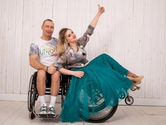 Рэперы на колясках произвели фурор в курортном городе Саки