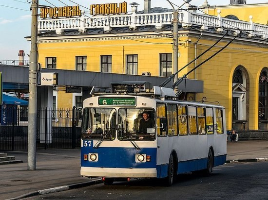 В Ярославле сокращают маршруты общественного транспорта
