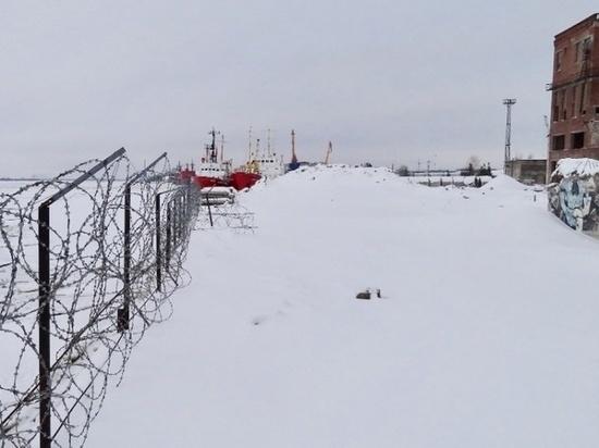 Архангельск продолжает развиваться: в городе начали распродавать причалы