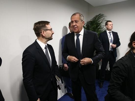 Лавров и генсек ОБСЕ обсудили напряжённую обстановку в Донбассе