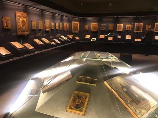 Старообрядческие иконы из Серпухова представлены в столичном музее