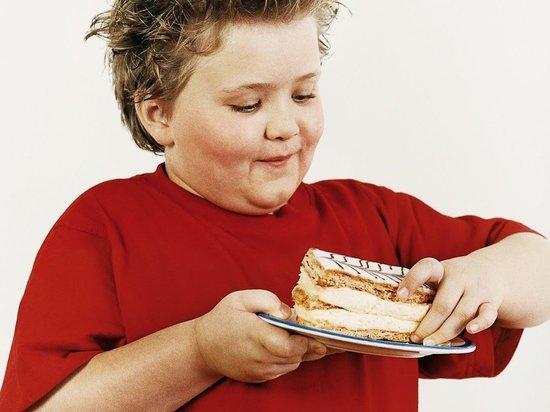 Ульяновская область вышла в лидеры по числу детей с ожирением