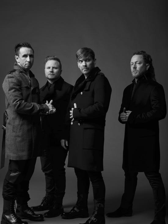 Shinedown в Казани: история преодоления себя в стиле рок