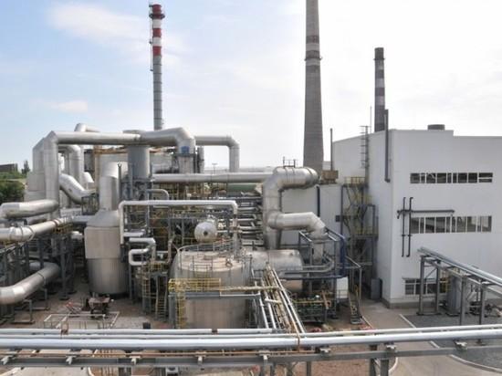 В Армянске почти заполнили водой кислонакопитель завода
