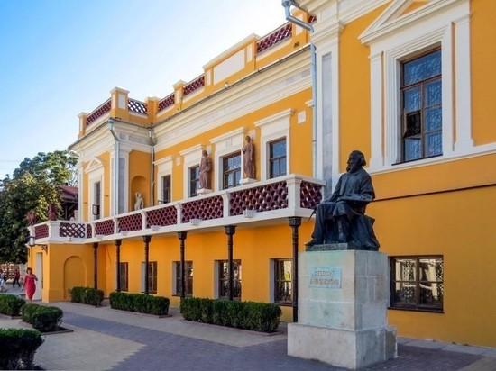 На ремонт картинной галереи Айвазовского в Феодосии выделят 100 млн руб