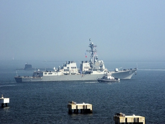 Минобороны ответило на заявление США о кораблях близ российских баз