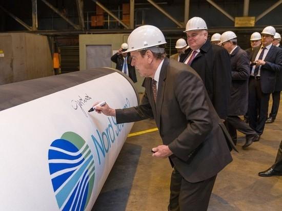 Песков: транзит газа через Украинское государство  может продолжиться после ввода «Северного потока— 2»