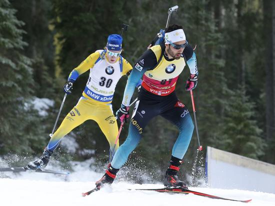 Фуркад выиграл первую индивидуальную гонку Кубка мира