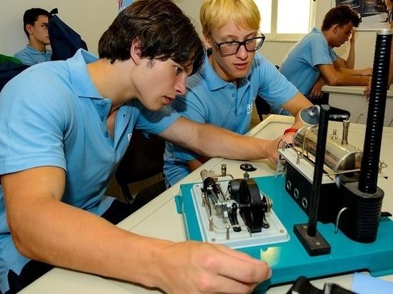 В Воронеже учатся лучшие физики
