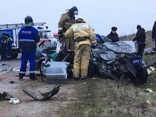 В автомобиле, в котором на Кубани погибли 6 человек, чудом выжил ребенок