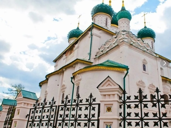 В Ярославле проверили состояние памятников в зоне ЮНЕСКО