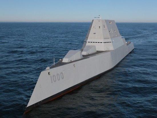 США собираются направить военный корабль в Черное море