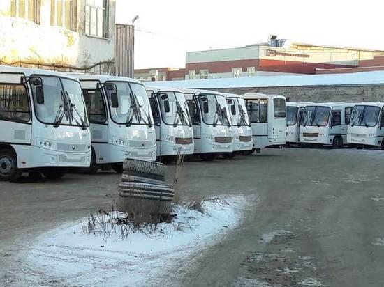 На маршруты в Иванове вышли  новые автобусы