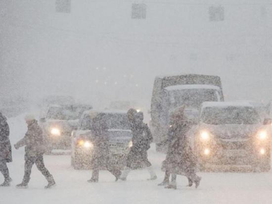 В Ярославле МЧС объявило экстренное предупреждение: ожидается сильный снегопад