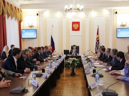 Станислав Воскресенский поставил задачу решить проблемы дольщиков в 2019 году