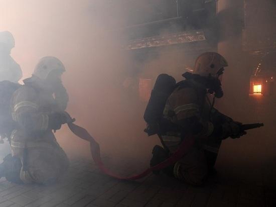 При пожаре в Рассказовском районе погибла 79-летняя женщина