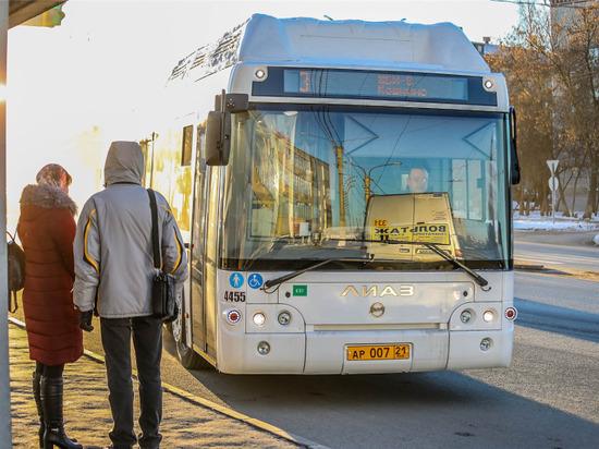 Власти Чебоксар заявили о снижении количества жалоб на транспорт