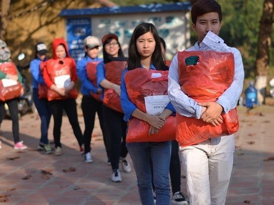 В Улан-Удэ прошел бал волонтеров