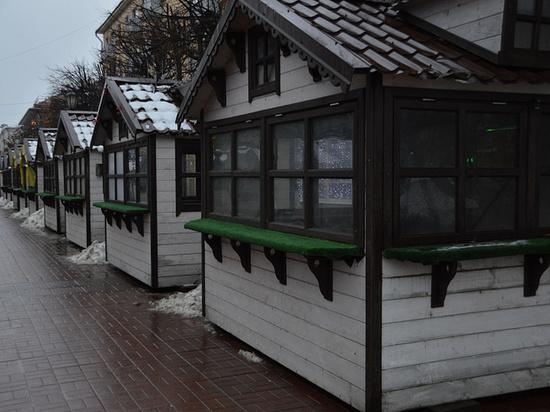 С середины декабря в Твери заработает Рождественская ярмарка