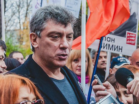 Парламентарии Британии предложили назвать улицу Лондона именем Немцова