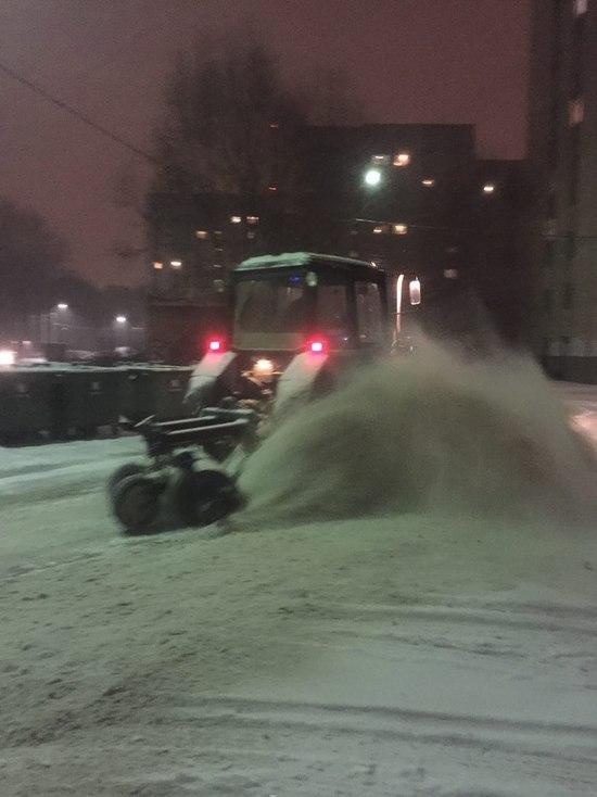 К вечеру 6 декабря в Ярославле ожидают усиление снегопада