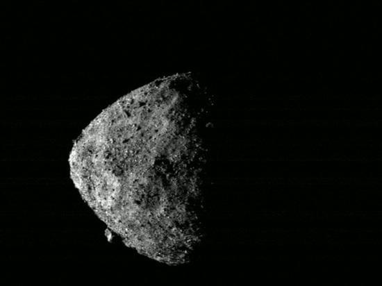 Вращение «самого опасного» астероида показали вблизи