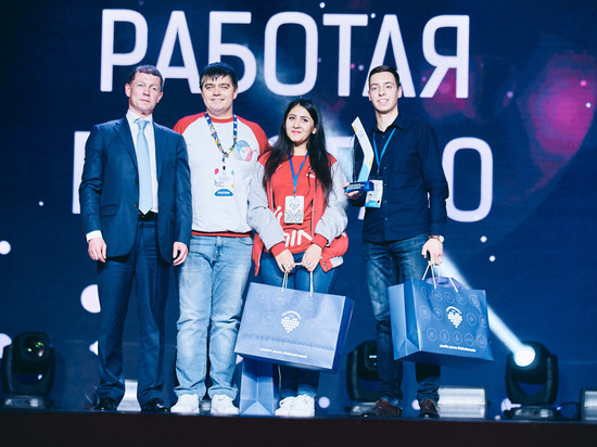 Три ульяновских проекта победили в конкурсе «Доброволец России»