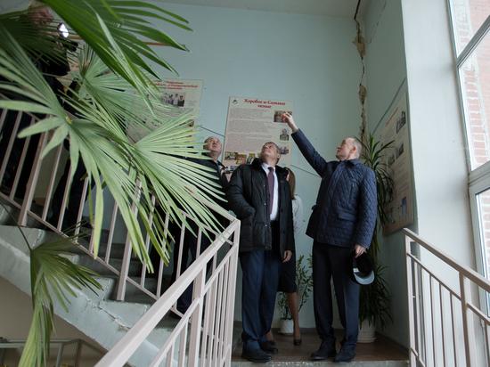 Борис Дубровский объявил о полномасштабной реконструкции ДШИ №2 в Миассе