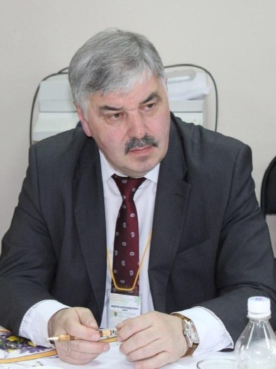 Андрей Манин сменил Вячеслава Баева на должности начальника аппарата ЗС