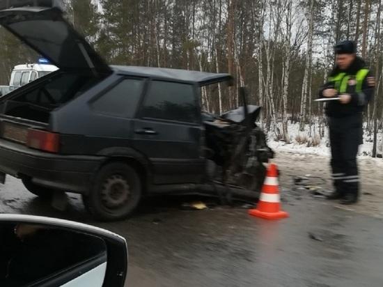 Пострадавшего в сегодняшней аварии под Северодвинском выковыривали из салона гидравликой