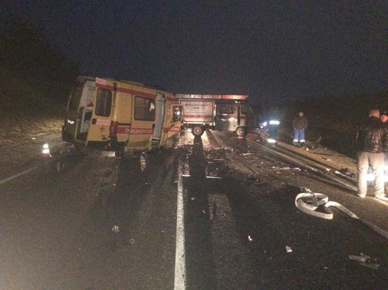 ДТП с 6-ю погибшими на Кубани устроил 18-летний водитель без прав