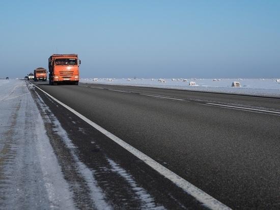 Почти все федеральные дороги в Алтайском крае соответствуют нормам