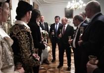 Путин привез лидеров стран СНГ на балет