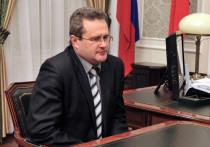 В отставку ушел глава Москаленского района