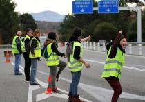 «Макрон проиграл, на улицах молодые» : к «желтым жилетам» присоединились учащиеся
