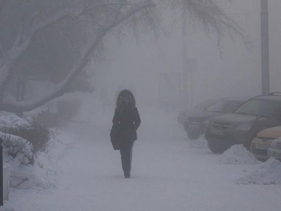 На Тамбовщину движется снежная непогода