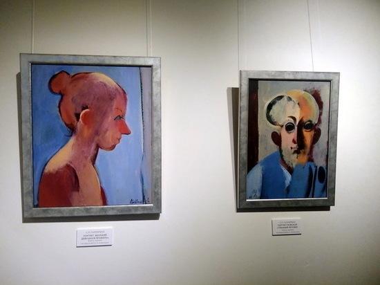 В Воронеже открылась выставка, посвященная 95-летию Сергея Голлербаха