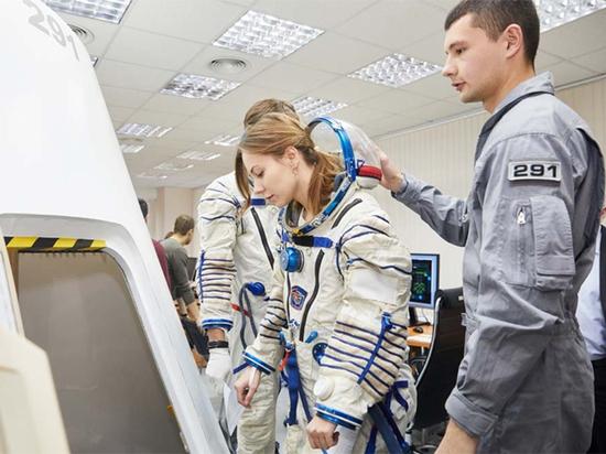 Космический корабль «Федерация» достиг «МКС» за 5 часов
