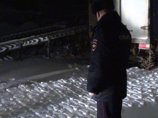 Орловские полицейские изъяли 12600 литров